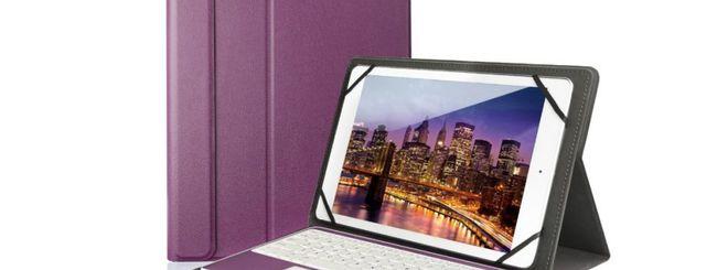 Custodia tablet con tecnologia bluetooth: le migliori