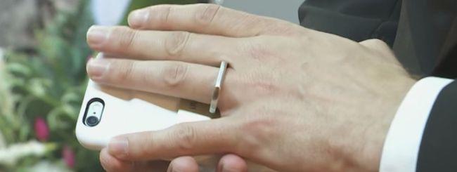 Sposa il suo iPhone a Las Vegas, e vissero felici e contenti