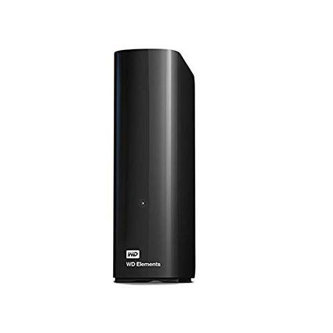 WD 14TB Elements Desktop, Hard Disk Esterno
