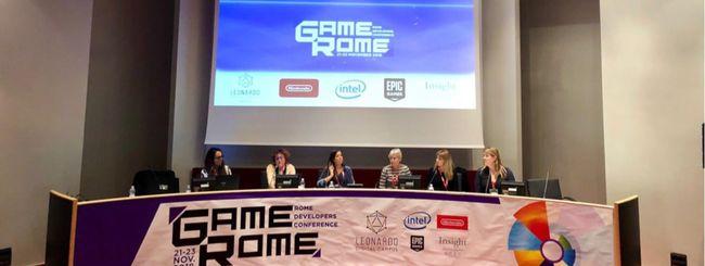 Gamerome 2018, il futuro della games industry