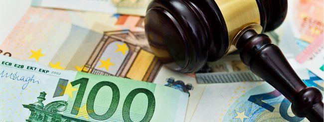 AGCOM: 2,4 milioni di multa a TIM e Wind Tre