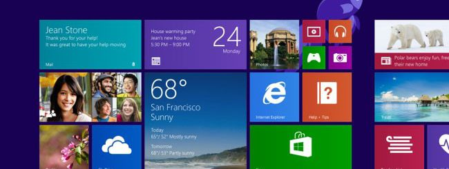 Windows 8 al 4,27%, IE10 al 9,26%