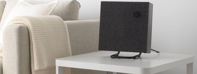 IKEA: debutta il suo primo speaker Bluetooth