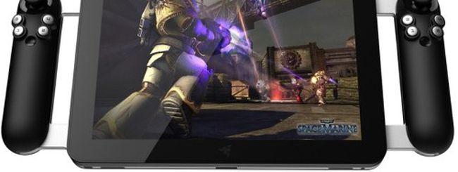 CES 2012: Project Fiona, il tablet da gioco di Razer