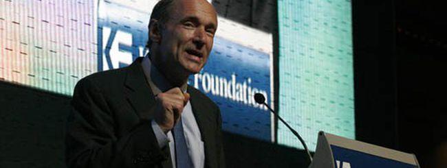 """Tim Berners-Lee: """"Lunga vita al Web"""""""