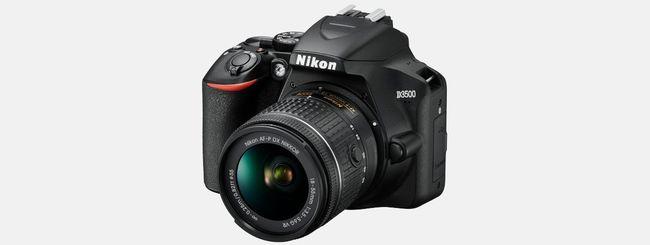 Nikon Sconto in Cassa: tanti sconti per Natale