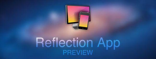 Reflection porta su Mac il mirroring AirPlay