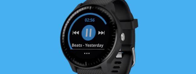 Garmin vívoactive 3 Music, sport e musica in un unico prodotto