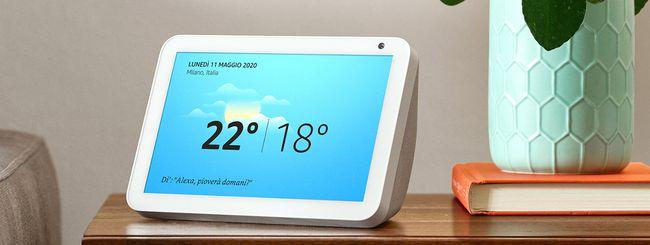 Amazon, gli speaker Echo in offerta a settembre