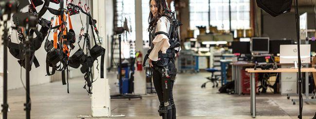 Armature indossabili come Iron Man: sogno o realtà?