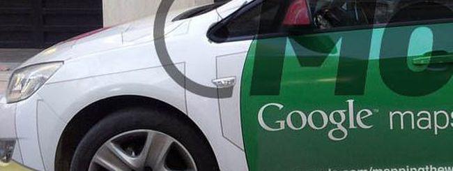 La Google Car, vista da vicino