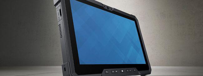 Dell annuncia il primo tablet rugged da 12 pollici