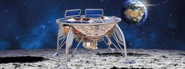 Luna, si schianta la sonda israeliana Beresheet