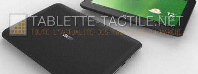 Acer Iconia Tab A200, A510, A511, A700 e A701