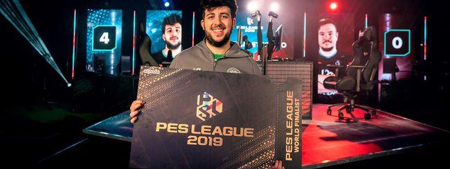 PES League, l'italiano Ettorito vince gli europei