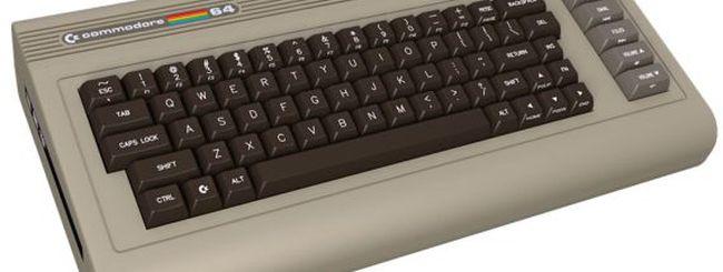 Ritorna il Commodore 64