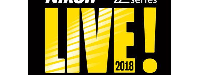 Torna Nikon Live!