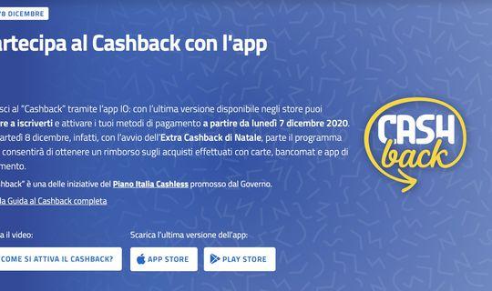 Ora che finalmente il Cashback di Natale è partito, ecco come aggiungere una carta di credito o debito sull'app IO.