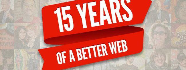 #WebStory: come festeggiare i 15 anni di Mozilla