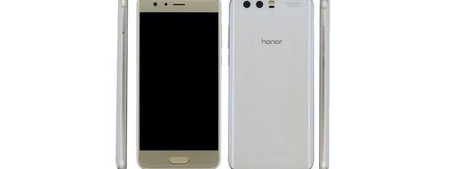 Honor 9, annuncio previsto per il 12 giugno