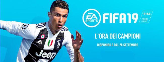 FIFA 19, il ritorno della serie A TIM