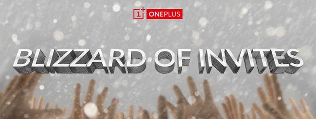 """OnePlus One: aperto il concorso """"Bufera d'inviti"""""""