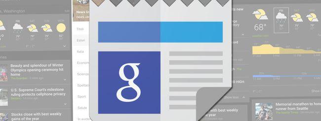 Google porta l'app Notizie e Meteo su iOS