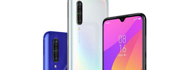 Xiaomi Mi CC9, smartphone per la fotografia mobile