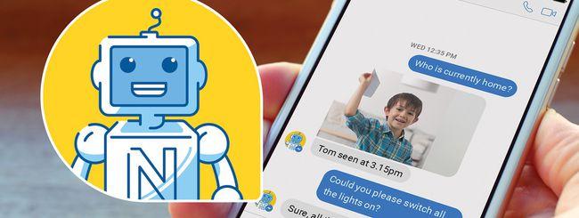 CES 2018: Netatmo Smart Home Bot, IA per la casa