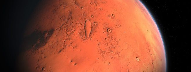 Campioni del suolo di Marte portati sulla Terra