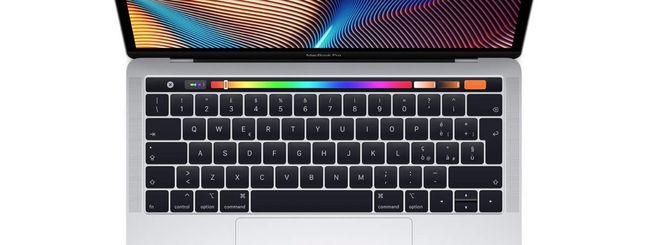MacBook Pro 13″, l'ultimo modello a soli 1.199€ su Amazon
