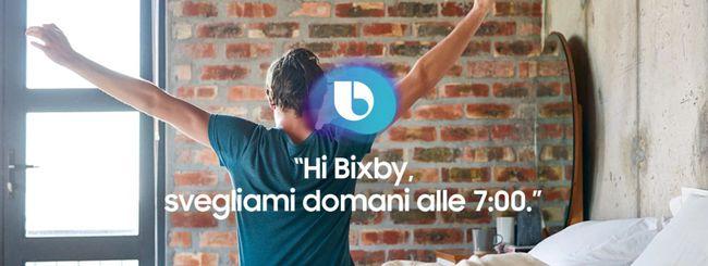 Samsung Bixby, nuove capsule Sky Sport e appTaxi