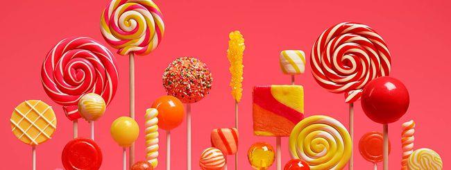 Le novità di Android 5.0 Lollipop