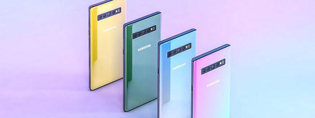 Samsung Galaxy Note 10, tre versioni ad agosto?