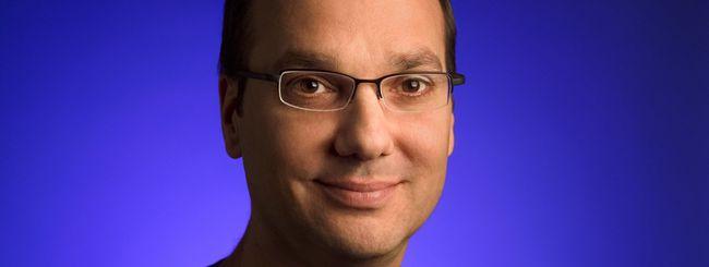 "Andy Rubin: ""Samsung rifiutò Android"""
