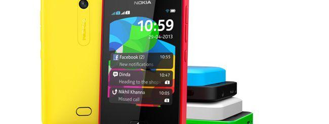 Nokia HERE Maps anche per Asha 501