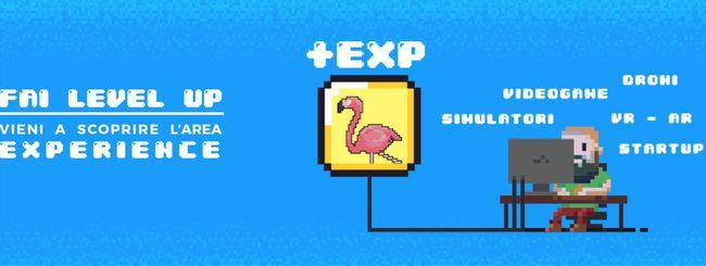 Campus Party: eSports, gaming, retrogaming, droni