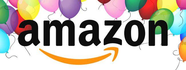 Amazon compie vent'anni