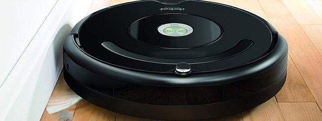 Black Friday Amazon: iRobot Roomba 671 in offerta