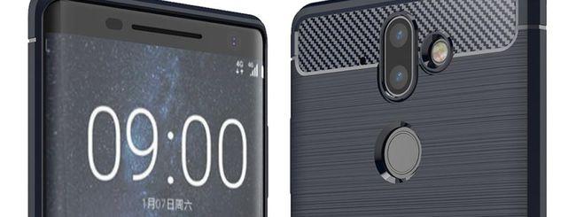 Nokia 9, nuovo render mostrato su Amazon