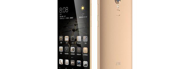 ZTE Axon Max, phablet Android da 6 pollici