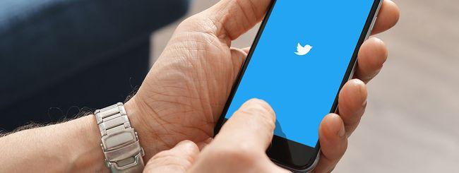 Twitter sospende la verifica degli account