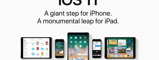iOS 11: tutte le novità in arrivo su iPhone e iPad