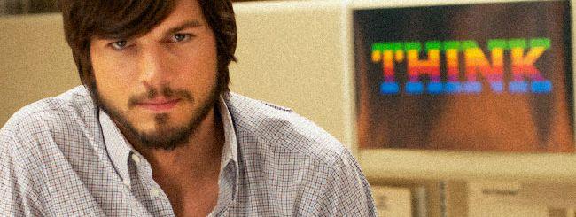 Il film su Steve Jobs con Kutcher arriva in aprile