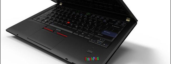 Lenovo vuole produrre il ThinkPad 700c di IBM