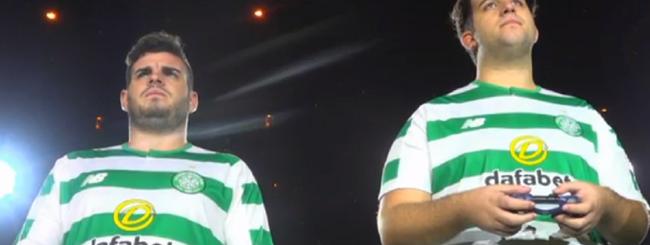 Pes League, due italiani al Celtic Glasgow