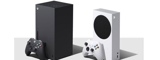 Xbox Series X e Series S, al via i pre-ordini in Italia