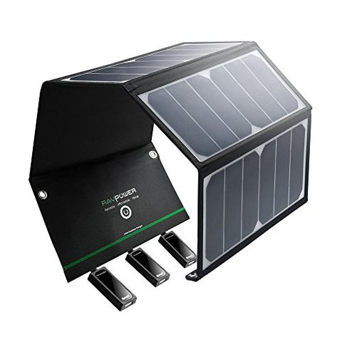 RAVPower Pannelli Solari Portatili 24W
