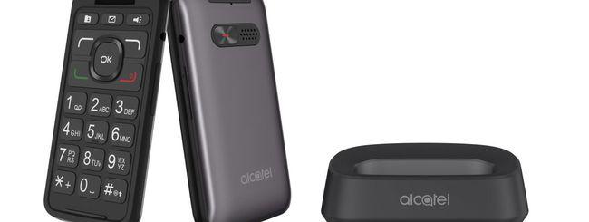 Alcatel 3026, feature phone per utenti senior
