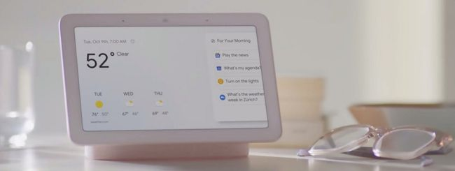 Google Home Hub è ufficiale: ecco lo smart display